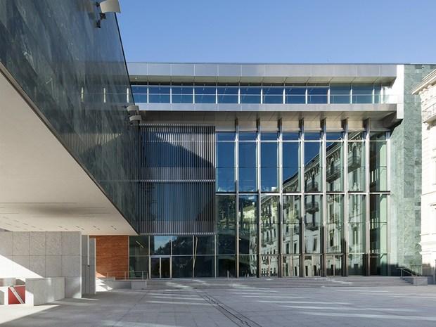 Apre a settembre il LAC Lugano Arte e Cultura