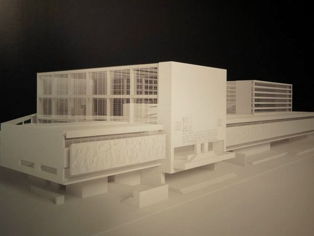 Una mostra itinerante rilegge l'opera di Terragni a Roma