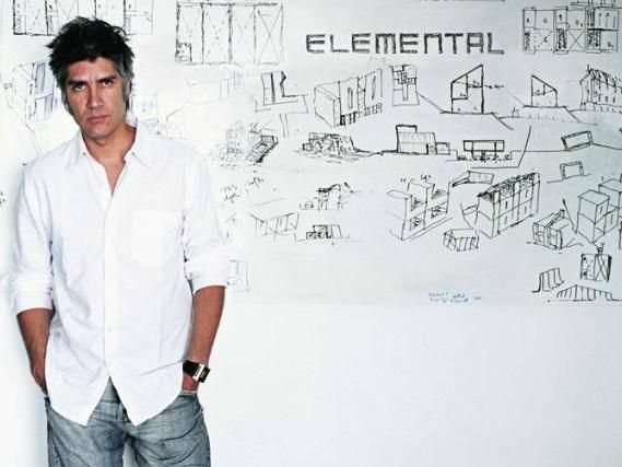 Alejandro Aravena curatore della Mostra Int.le di Architettura 2016