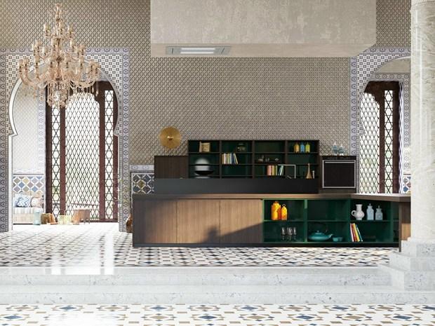 Amalfi Full, la nuova cucina Del Tongo