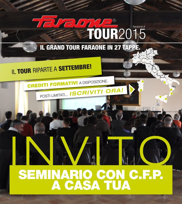 INVITO FARAONE TOUR