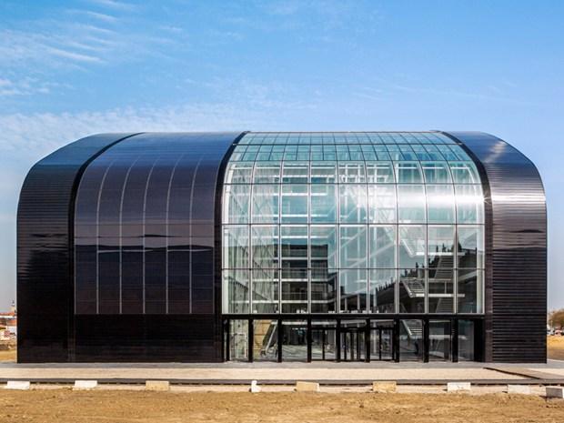 A Bruxelles il più grande edificio interamente passivo d'Europa