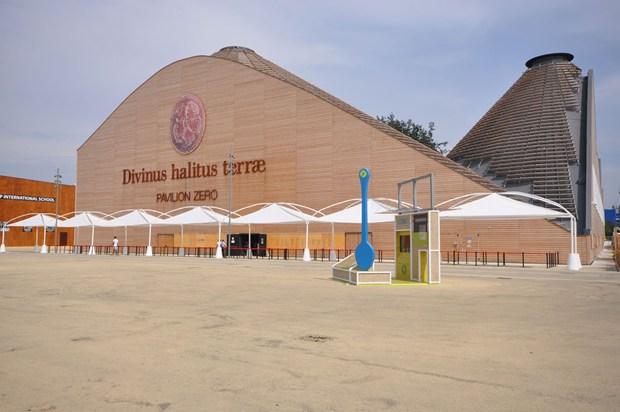 Anche a EXPO 2015 il silenzio è Isolmant