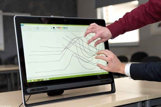 AGC Glass Europe presenta TIREXtreme, il vetro del futuro multitouch