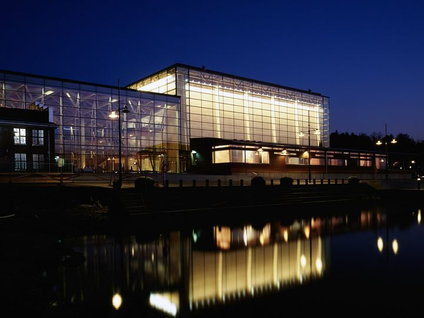 Sibelius Hall, Lahti, Finlandia, APRT Architects