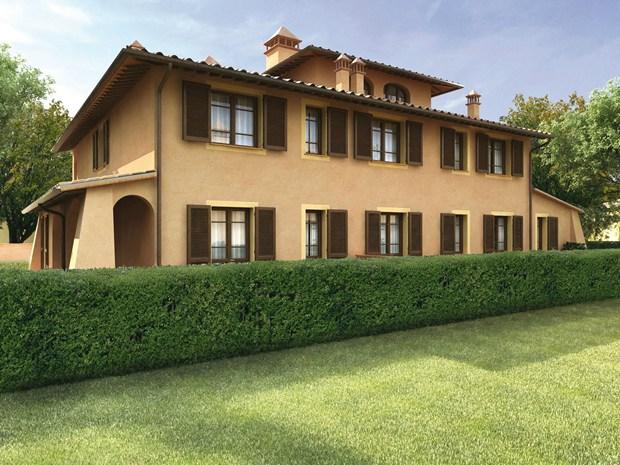 ANPEL per nuove case in Classe A in Toscana