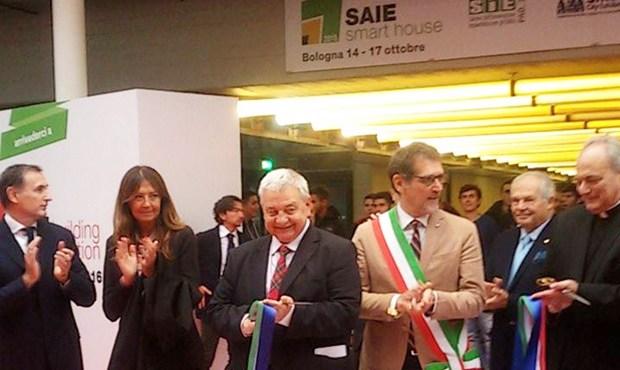 Apre oggi a Bologna SAIE Smart House 2015