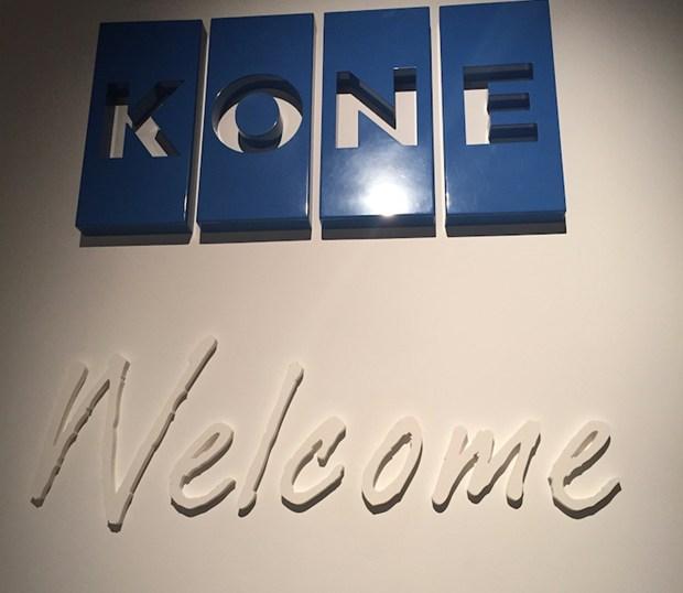 Al primo KONE LabDay si parla di People Flow Design