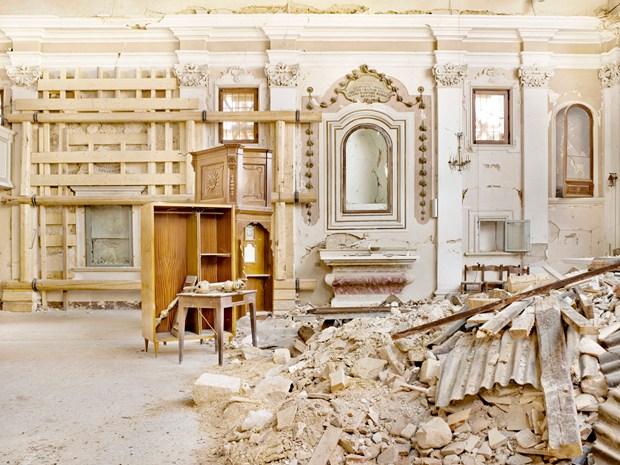 A Roma una mostra racconta il fascino e la forza delle rovine