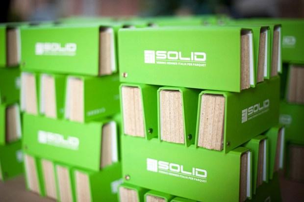 Vernici per parquet Solid, la giornata del Rinascimento Hi-Tech