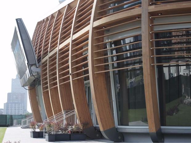 UniCredit Pavilion: l'opera di De Lucchi è già polo attrattivo