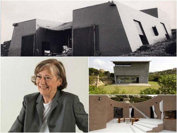 Cini Boeri racconta di sè e di cosa vuol dire essere architetto