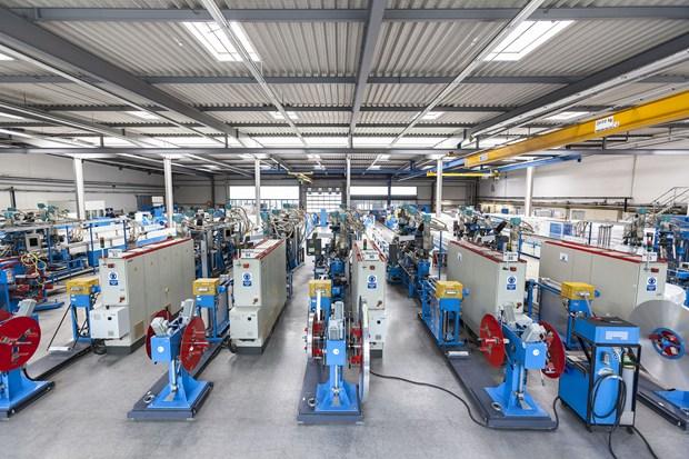 Stabilimento produzione Uponor Zella-Mehlis