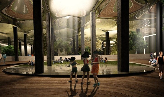 Una vecchia metropolitana diventerà un parco sotterraneo