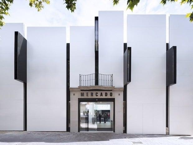 A-cero converte l'antico Mercado de Getafe in centro culturale