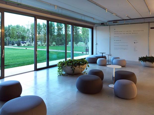 zanon architetti associati firma l'H-Art Headquarters