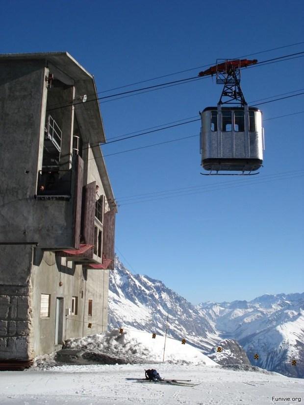 Triflex protagonista del restauro della storica funivia di Youla in Valle D'Aosta