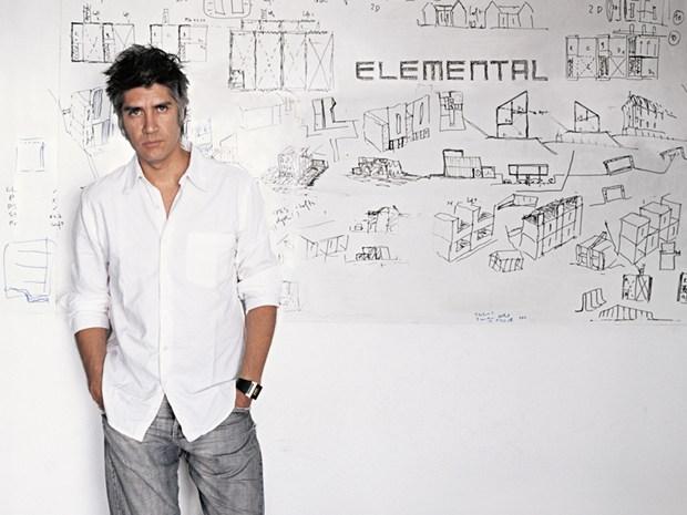Alejandro Aravena è il vincitore del Pritzker Prize 2016