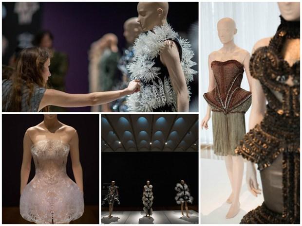 Architettura e fashion: Alta moda con la stampa 3D