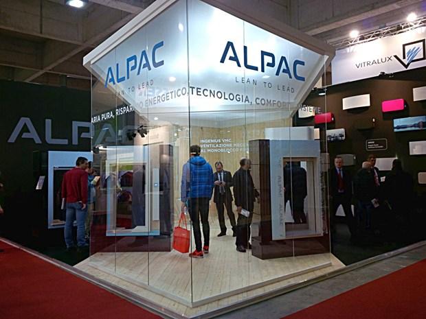 Alpac a Klimahouse 2016