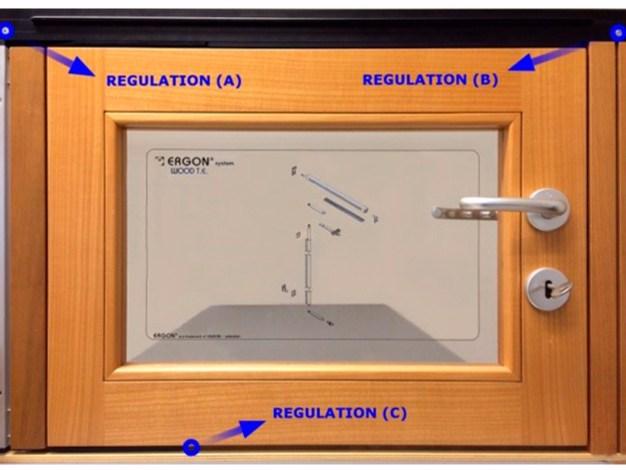 Sistema Rototraslante Per Porte.Celegon Presenta Ergon Il Sistema Rototraslante Per Porte