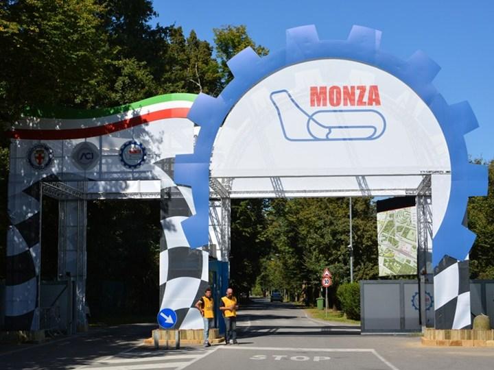 Un nuovo ingresso principale per l'Autodromo di Monza