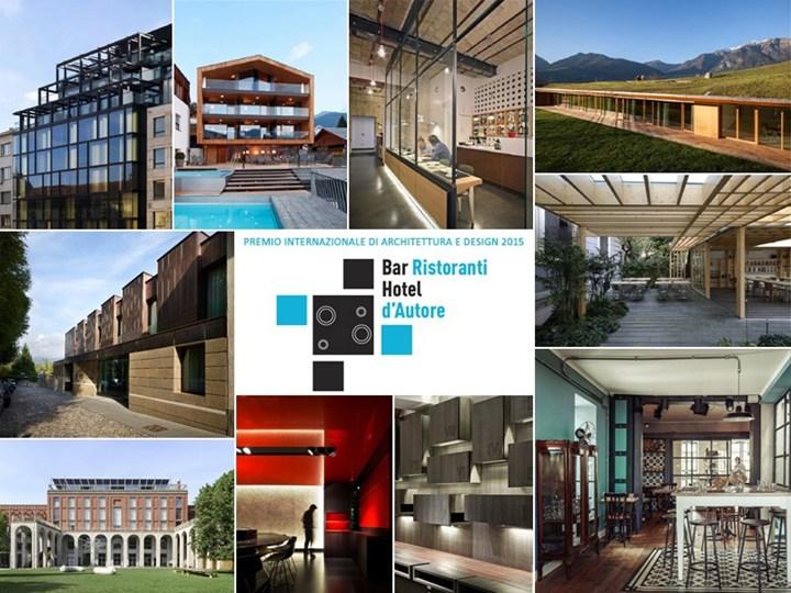 Bar/Ristoranti/Hotel d'Autore 2015 diventa e-book