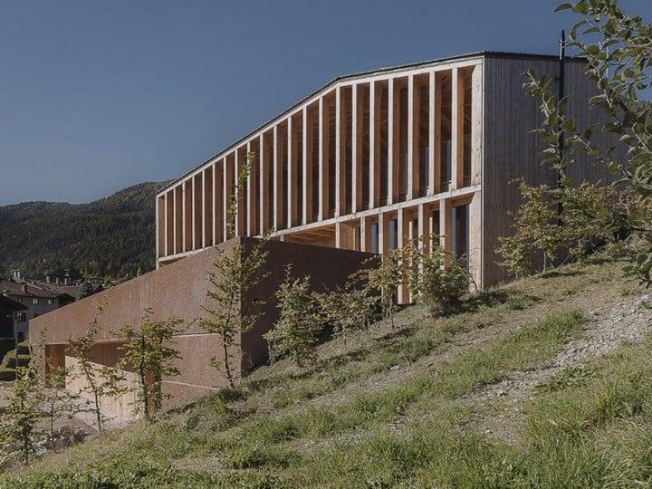 Val di Non: una nuova casa sociale per gli abitanti di Caltron