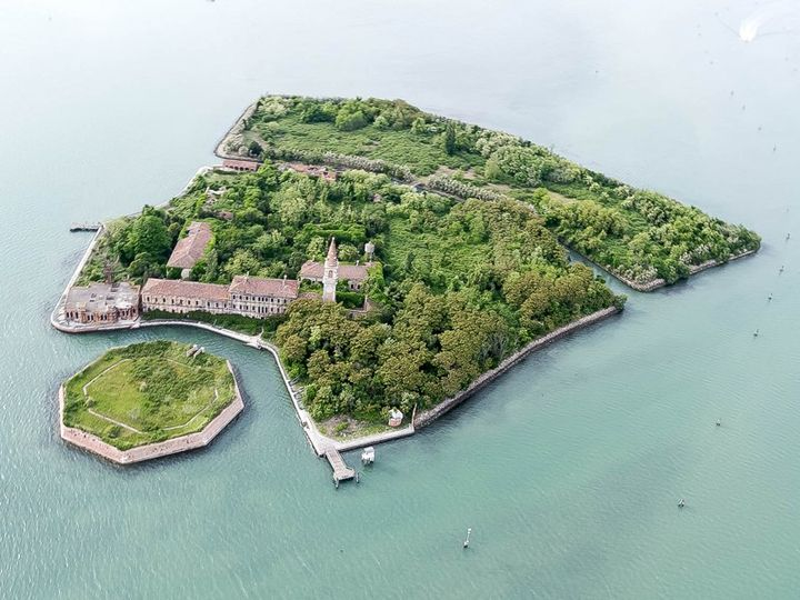 University Island: su Venezia il nuovo concorso YAC