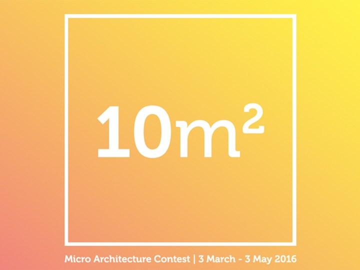 10m²: il concorso di micro-architettura