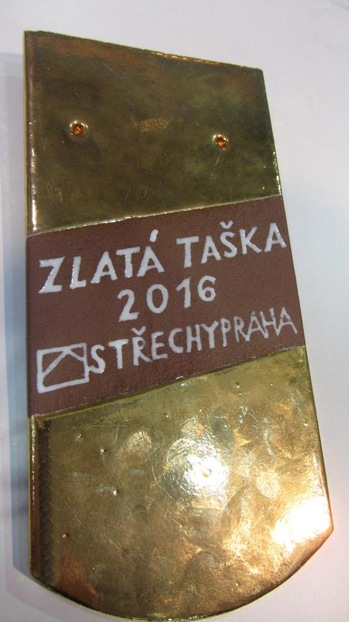 A FAKRO il Golden Tile alla fiera internazionale per le costruzioni edilizie di Praga