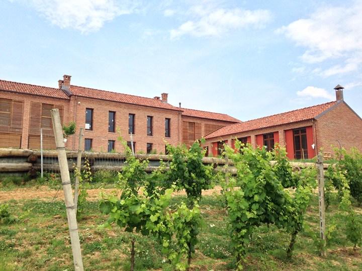 Il laterizio, perfetto per il paesaggio italiano