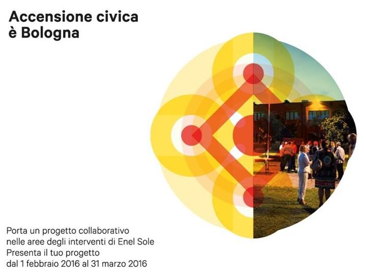 Aperta fino al 31 marzo la Call bolognese 'Accensione Civica'