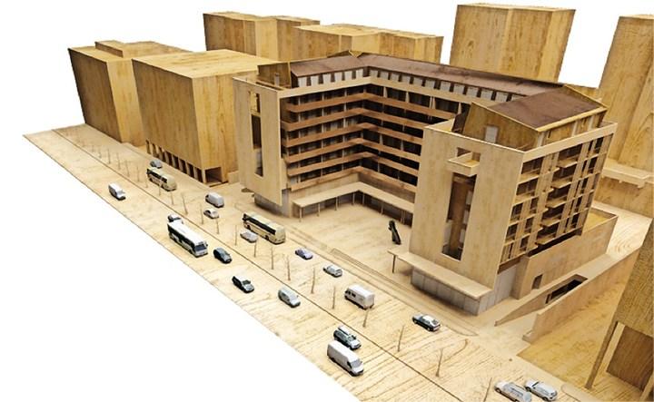 """ANPEL per il complesso residenziale """"Piazza Città Libera"""" a Caltanisetta"""