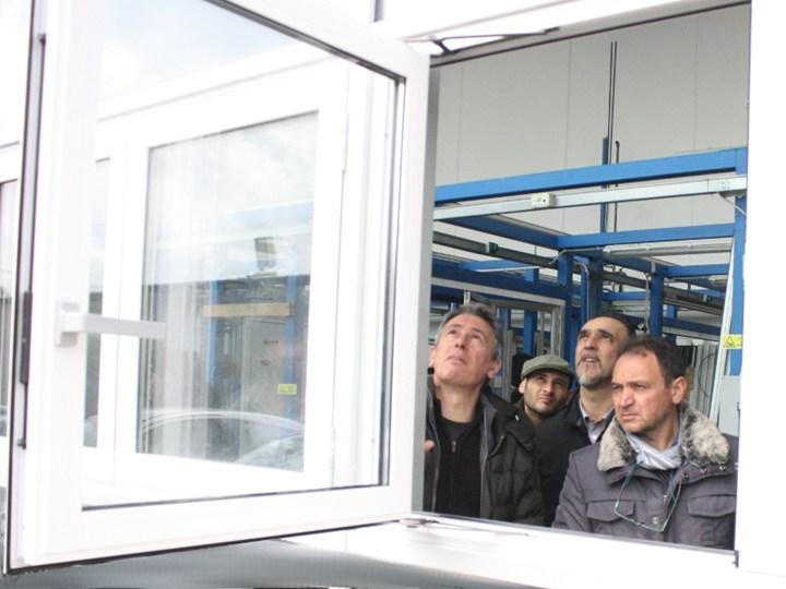 'Scopri il mondo della produzione': Master ospita A.M. Tapparelle