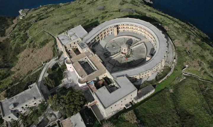Ex carcere borbonico di Santo Stefano a Ventotene (Lt)