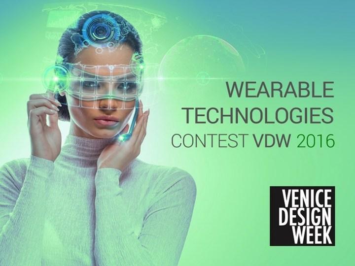 Verso la chiusura il Wearable Technology contest di VDW 2016