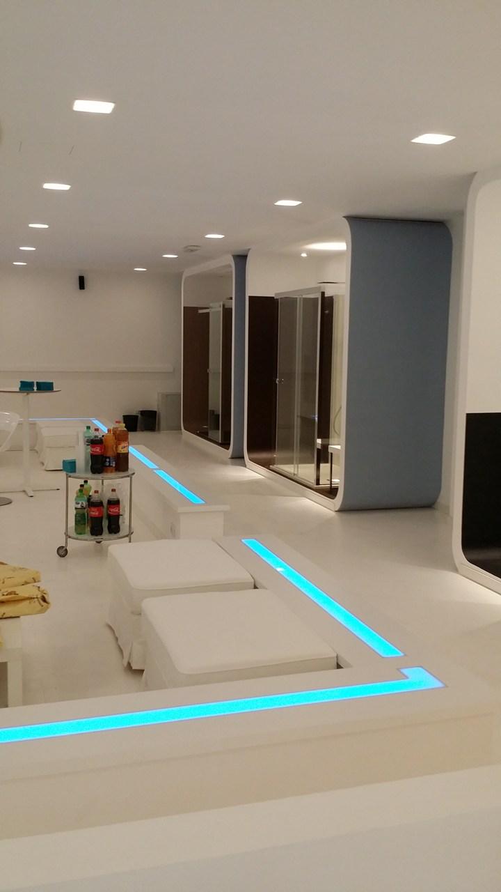 Grandform rifà il look allo showroom presente in SFA