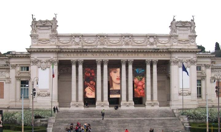 Galleria Nazionale d'Arte Moderna di Roma