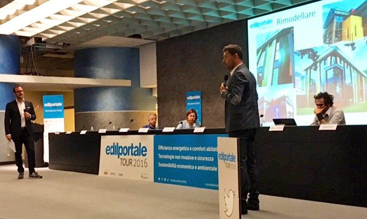 Edilportale Tour 2016 a Verona, i progettisti di fronte ad una sfida culturale