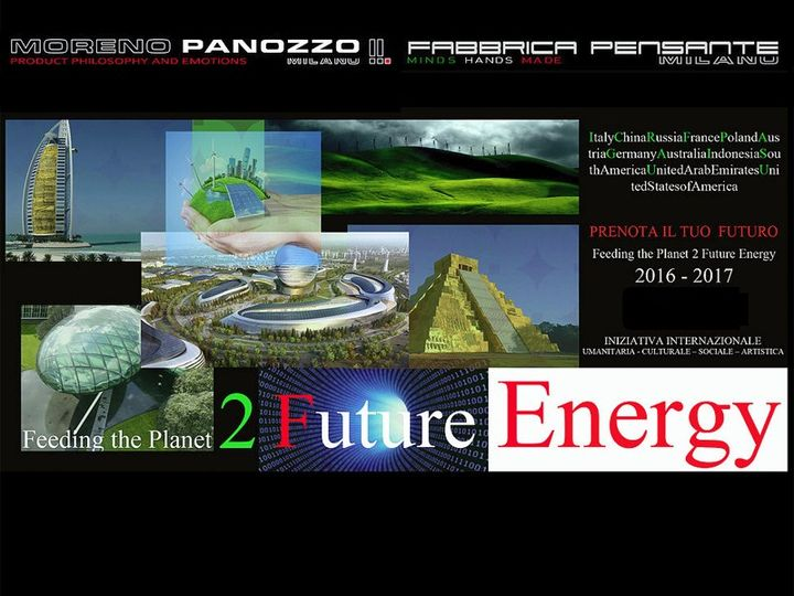Al via Feeding the Planet 2 Future Energy