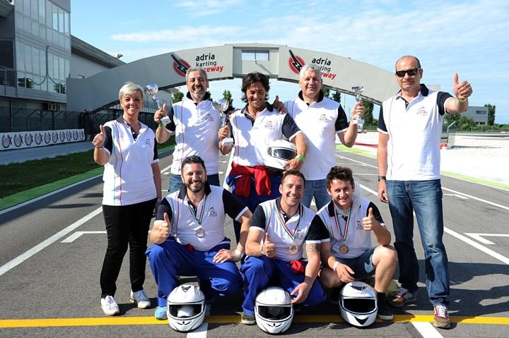 WAVIN : grande successo per la due giorni dedicata agli installatori  che hanno vinto il contest 'WAVIN SPEED RACE TEAM'