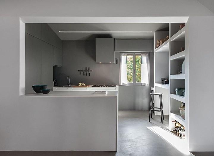Appartamento per una giovane coppia a Brescia