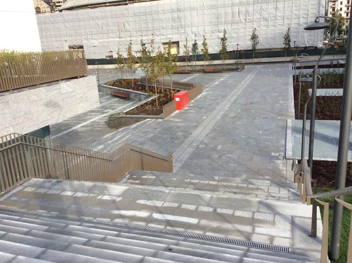 Anche ACO tra i fornitori del progetto Citylife firmato dalle archistar Hadid, Isozaki e Libeskind