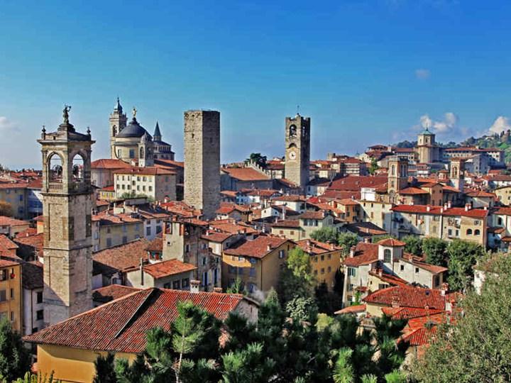 Tris di concorsi di progettazione per le piazze di Bergamo