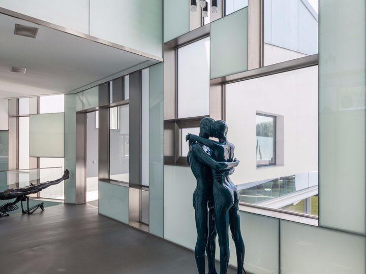 Abiboo Architecture firma H House a Madrid