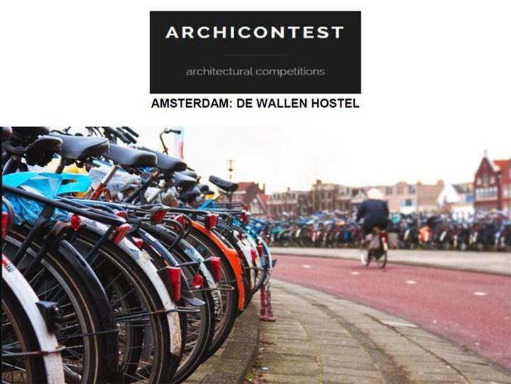'Amsterdam: De Wallen Hostel' il concorso di Archicontest