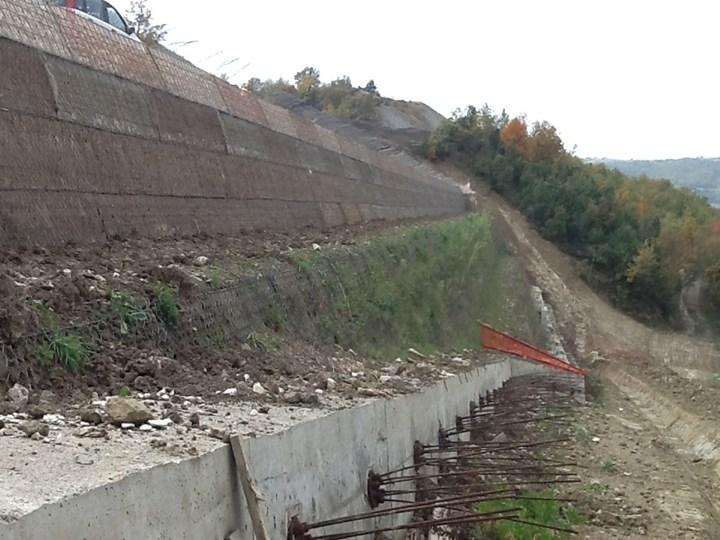 Argilla espansa Leca per un rilevato stradale in Umbria: alternativa naturale