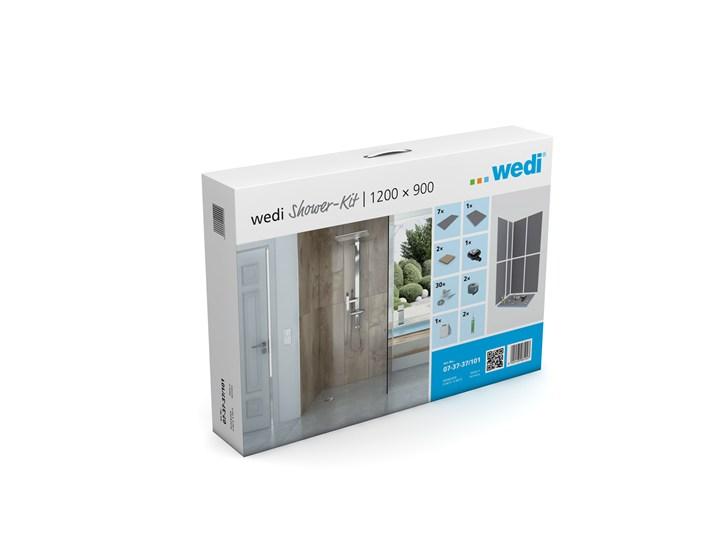 WEDI presenta la doccia 'in scatola'