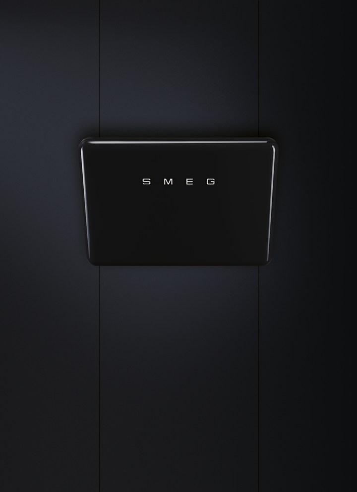 Aria nuova in cucina con la cappa 39 sliding door 39 di smeg - La cucina di aria ...